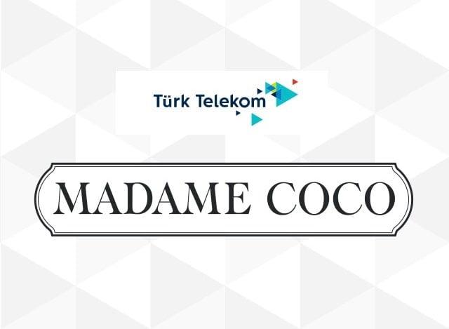 Türk Telekom Madame Coco 100 TL Fırsat Kodu Nasıl Alınır