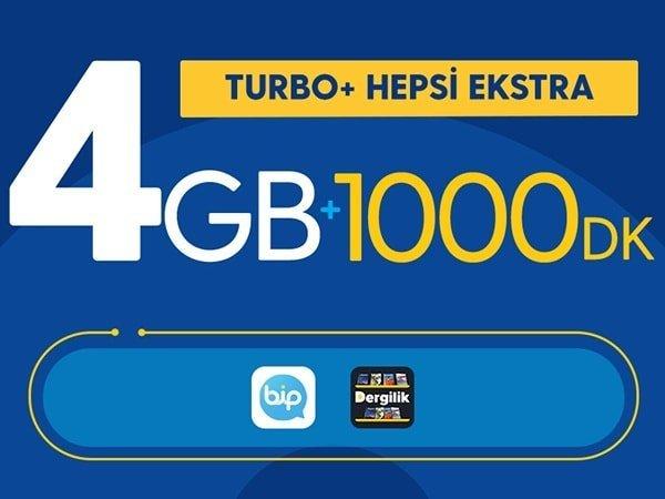 Photo of Turkcell Turbo Katlanan 2GB internet Kampanyası