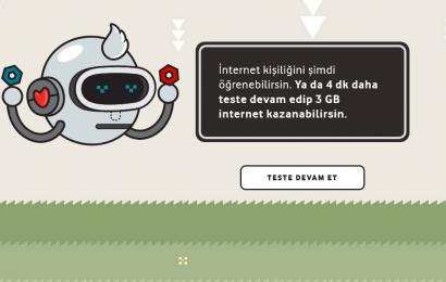 Vodafone Seni Seviyorum ile nasıl internet alınır