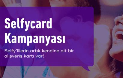 Selfycard nedir, Nasıl 5 GB hediye alınır?