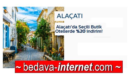 Photo of Türk Telekom Alaçatı Otel indirim kodu