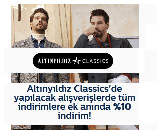 Türk Telekom Altınyıldız %10 indirim Kodu