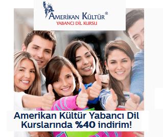 Photo of Türk Telekom Amerikan Kültür Yabancı Dil %40 indirim Kodu