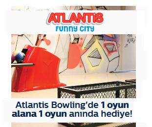 Türk Telekom Atlantis Bowling Oyun indirim Kodu