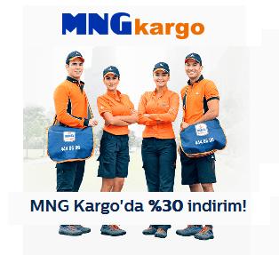 Photo of Türk Telekom MNG Kargo %30 indirim Kodu