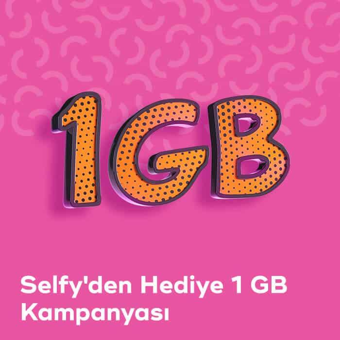 Photo of Türk Telekom Selfy 1 GB Hediye Nasıl Alınır?