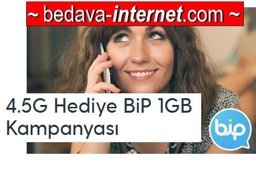 Photo of Turkcell Bip Ücretsiz 1 GB Nasıl Alınır?