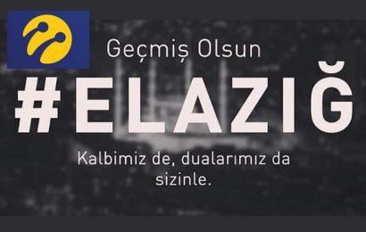 Turkcell Elazığ Depremi Ücretsiz Konuşma