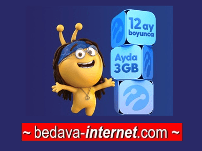 Photo of Turkcell Haydi Gel! 12 Ay Boyunca Her Ay 3GB
