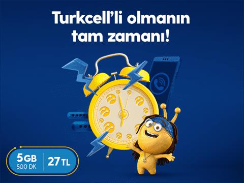 Photo of Turkcell Hoşgeldin 2 GB Paketi 27 TL