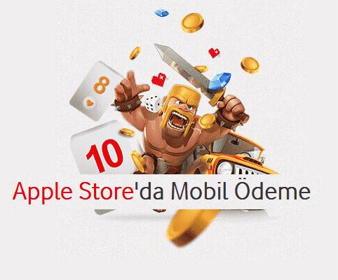 Vodafone Apple Store Kredi Kartsız Ödeme Nasıl Yapılır