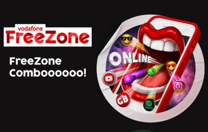 Vodafone FreeZone Saçma Güzel Paketler