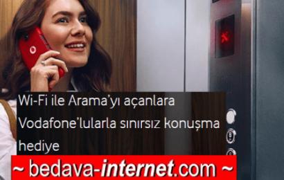 Vodafone Wi-Fi ile Arama nedir, nasıl yapılır?