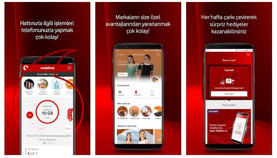 Vodafone Yanımda Ücretsiz indir