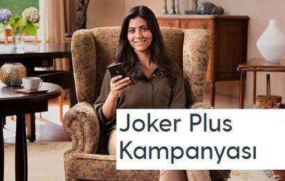 Joker Plus Kampanyası Haftalık 1GB Hediye