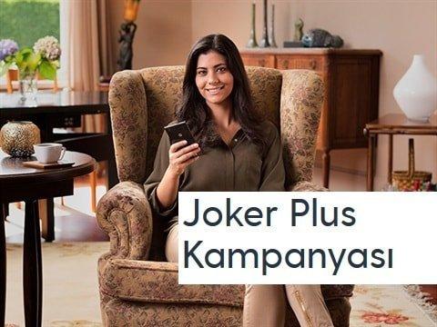 Photo of Joker Plus Kampanyası Haftalık 1GB Hediye