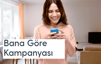 Turkcell Bana Göre Dakikayı İnternete Dönüştür