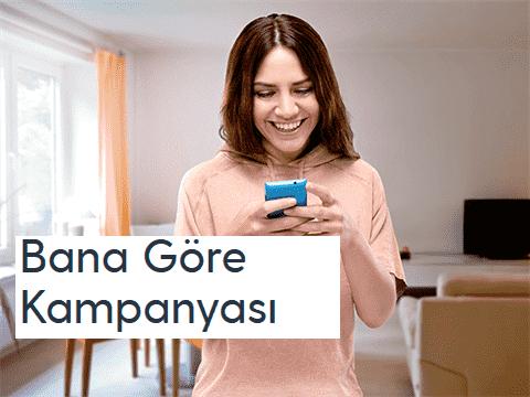 Photo of Turkcell Bana Göre Dakikayı İnternete Dönüştür