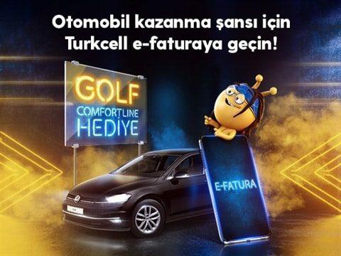 Photo of Turkcell Golf e-fatura çekilişine katılma