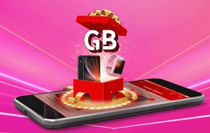 Vodafone Kaçmaz Kırmızı Fırsatı Hediye GB