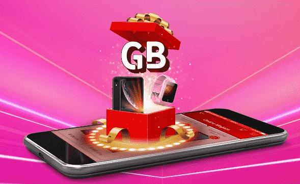 Photo of Vodafone Kaçmaz Kırmızı Fırsatı Hediye GB