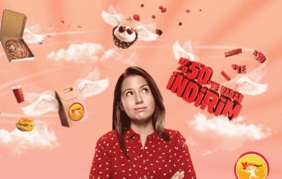 Vodafone Yemek Sepeti Kampanyası