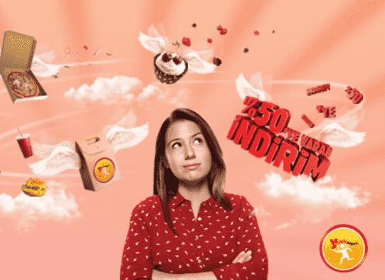 Photo of Vodafone Yemek Sepeti Kampanyası