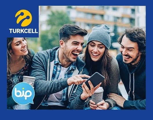 BiP Yıldızları Ücretsiz 2 GB Kampanyası