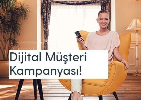 Photo of Dijital Çağrı Merkezi 1GB Hediye Kampanyası