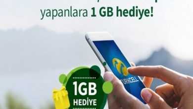 Photo of Garanti BBVA İle 1 GB Bedava İnternet