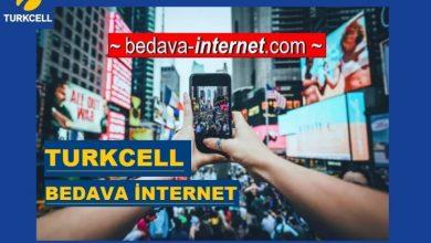 Photo of Mart 2020 Turkcell Bedava İnternet Kampanyaları