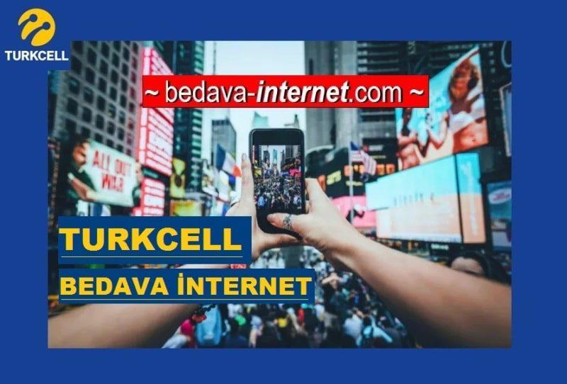 Mart 2020 Turkcell Bedava İnternet Kampanyaları