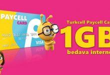 Photo of Turkcell Paycell Bedava İnternet Kampanyaları 2020