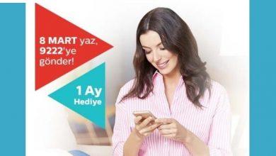 Photo of Türk Telekom 8 Mart 2020 Dünya Kadınlar Günü
