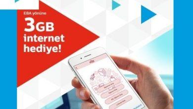 Photo of Türk Telekom EBA 3 GB Bedava internet nasıl alınır?