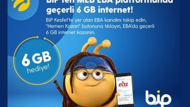 Photo of Turkcell EBA 6 GB İnternet Alma