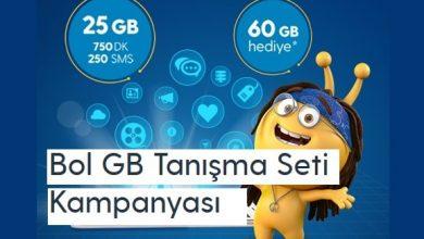 Photo of Turkcell Yeni Hat Kampanyası 25GB İnternet ve 750 Dakika Bedava