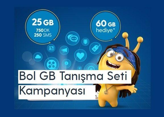 Turkcell Yeni Hat Kampanyası 25GB İnternet ve 750 Dakika Bedava