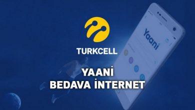 Photo of Turkcell Yaani Uygulaması İle Bedava İnternet
