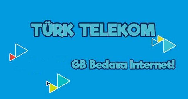 Türk Telekom Ekstra 2 GB Kampanyası Detayları 2020