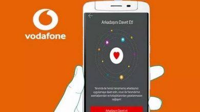 Photo of Arkadaşını Vodafone'a Davet Et Bedava İnternet Kazan