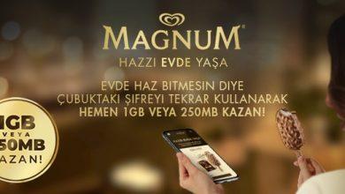 Photo of Magnum Hazzı Evde Yaşa Kampanyası İle Bedava İnternet