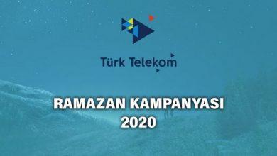 Photo of Türk Telekom 2020 Ramazan Ayı Kampanyası