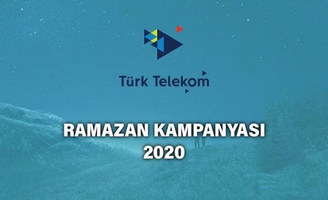 Türk Telekom 2020 Ramazan Ayı Kampanyası