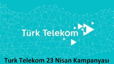 Photo of Türk Telekom 23 Nisan Hediye Kampanyası
