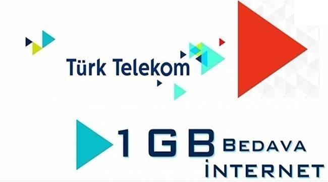 Türk Telekom'dan 23 Nisan'a Özel Hediye İnternet ve Dakikalar