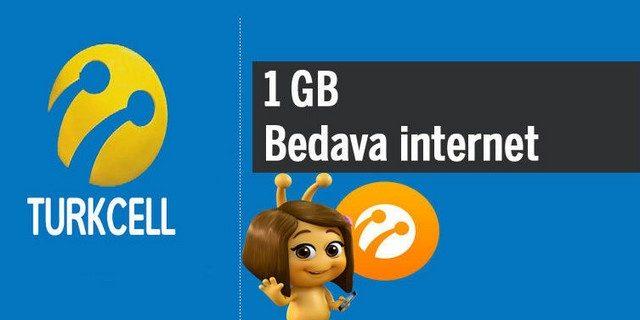 Turkcell Web 1 GB Kampanyası