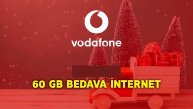 Photo of Vodafone Faturasız Hattan Faturalıya Geçişte 60 GB Bedava İnternet Kampanyası