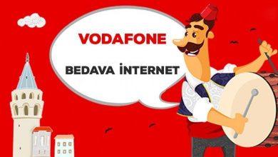 Photo of Vodafone 2020 Ramazanda Hediye İnternet Kampanyaları