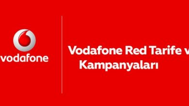 Photo of Vodafone Redli 15 Özel Tarifesine Geçene 22 GB Bedava İnternet